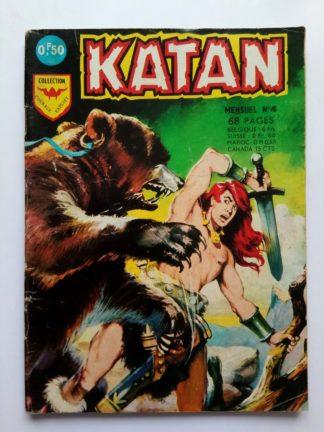 BD KATAN N°4 AREDIT 1967