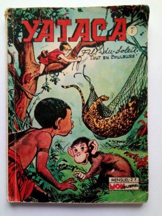 BD YATACA N°2 Mon Journal 1968