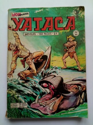 BD YATACA N°85 Mon Journal 1975