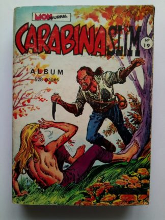 BD CARABINA SLIM ALBUM 19 (N°73-74-75-76) Mon Journal