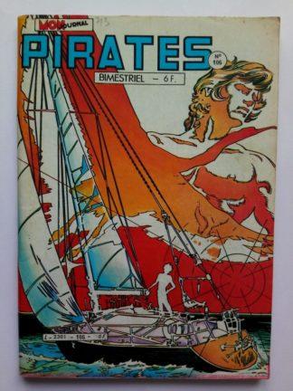 BD PIRATES n°106 MON JOURNAL 1985
