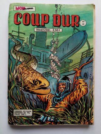 BD COUP DUR N°20 Mon Journal 1977