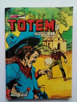 BD TOTEM 2E SERIE N°53 Mon Journal 1983