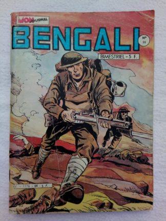 BENGALI N° 94 Akim - Reportage dramatique (MON JOURNAL 1983)