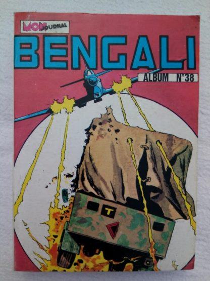 BD BENGALI ALBUM 38 (N° 85-86-87) MON JOURNAL : Akim