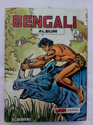 BD BENGALI ALBUM 47 (N° 112-113-114) AVEC AKIM - MON JOURNAL