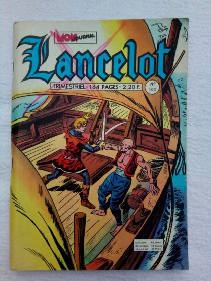 LANCELOT N°100 (Mon Journal 1974)