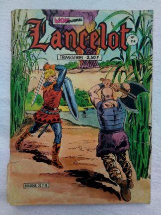 BD LANCELOT N°114 Mon Journal 1978 : La dernière forteresse