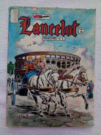 BD LANCELOT N°126 Mon Journal 1981 : Pour une poignée de terre