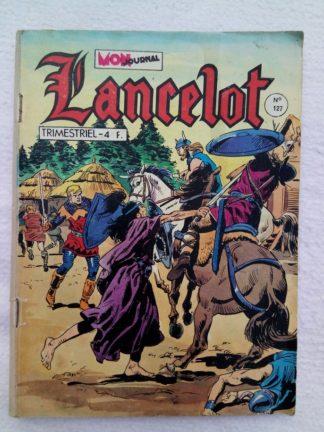 BD LANCELOT (chevalier de la table ronde) N°127 Le mystère de Brocéliande