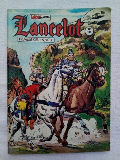 BD LANCELOT N°138 MON JOURNAL 1983 : Les portes de fer