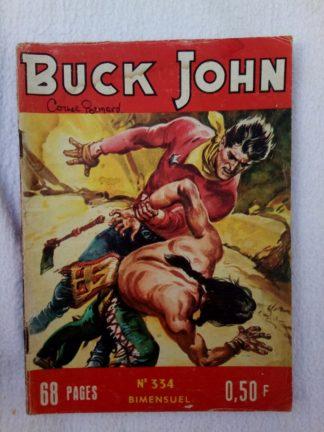 BUCK JOHN N°334 (IMPERIA 1967)
