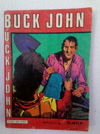 BUCK JOHN (IMPERIA) N° 585