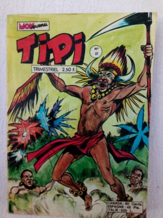 BD TIPI (MON JOURNAL) N° 37 Totanka - Au nom de Kalawa