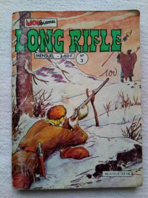 LONG RIFLE N°2 – LONGUE CARABINE