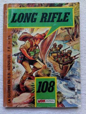 LONG RIFLE N°108 HURRICANE BOY – L'ESCADRILLE