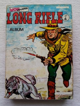 LONG RIFLE (Mon Journal) ALBUM RELIE 4 (N° 10-11-12)
