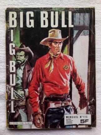 BIG BULL (IMPERIA) N° 115 L'or de la Capitaine