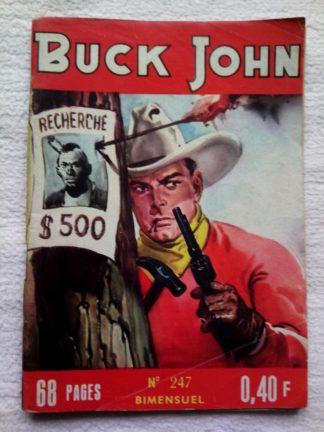 BUCK JOHN (IMPERIA) N° 247 Ville interdite