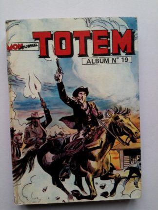TOTEM ALBUM RELIE 19 (55-56-57) Mon Journal 1984