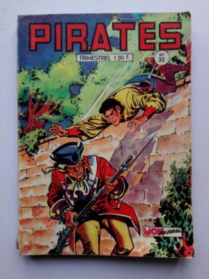 PIRATES (MON JOURNAL) n° 32 Corsaires et gentilshommes
