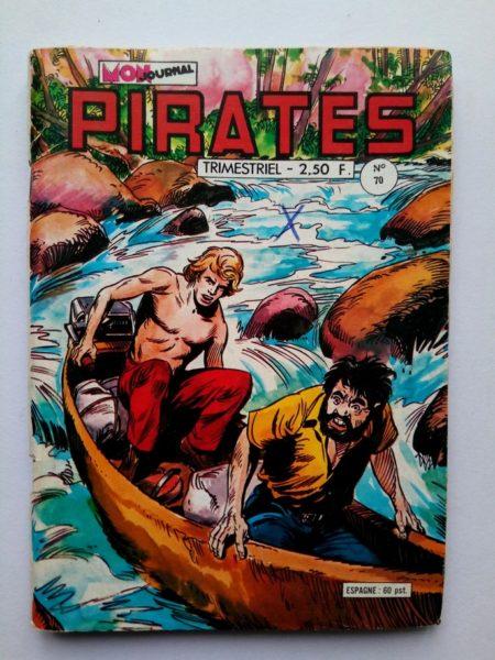 PIRATES (MON JOURNAL) n° 70 Captain Rik Erik