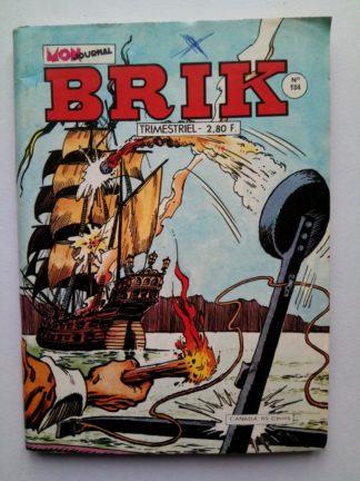 BRIK (Mon Journal) N° 184 Le Corsaire de Fer