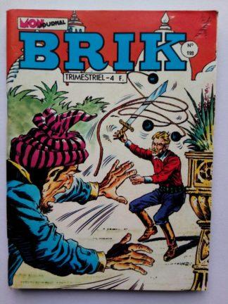 BRIK (Mon Journal) N° 193 Le Corsaire de Fer