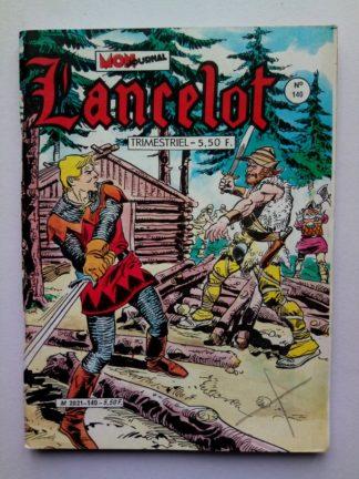 LANCELOT (Mon Journal) N° 140 L'aigle et la proie (1984)