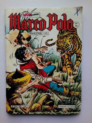 MARCO POLO (Mon Journal) N° 184 La montagne d'or (1979)