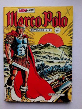 MARCO POLO (Mon Journal) N° 190 La revanche de Marco Polo (1981)