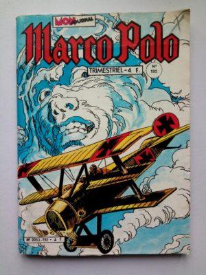 MARCO POLO (Mon Journal) N° 192 Le mystère des dix mille perles (1981)