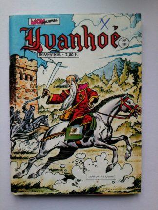 IVANHOE (Mon Journal) N°181 Le vieux de la montagne (1979)