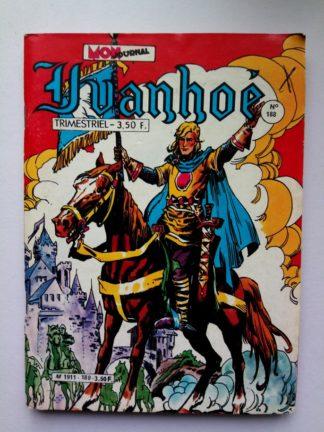 IVANHOE (Mon Journal) N°188 Un duché à conquérir (1980)