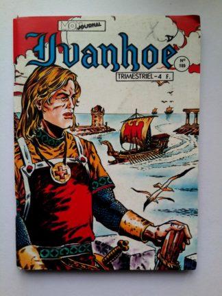 IVANHOE (Mon Journal) N°189 Les loups de l'Andelle (1981)