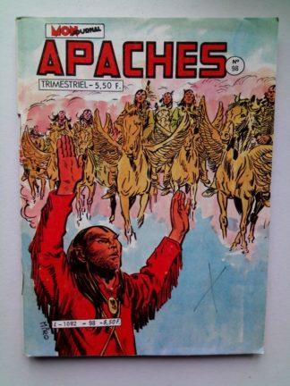 APACHES (Mon Journal) N° 98 AROK - La vallée des morts