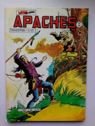 APACHES (Mon Journal) N° 99 AROK - Gros Bichon