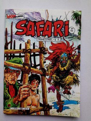 SAFARI (Mon Journal) N° 154 FLASH Spécial - Le dernier message de D Winter