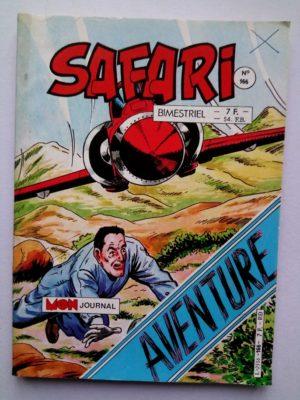 SAFARI (Mon Journal) N°166 Simba – A l'heure sombre de la nuit