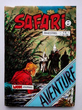 SAFARI (Mon Journal) N° 167 Simba - La reine noire