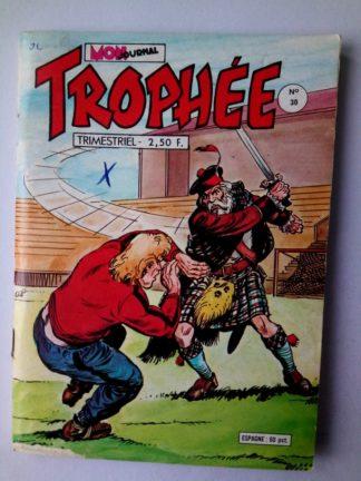 TROPHEE (Mon Journal) N° 30 ROMANO - Les mascottes