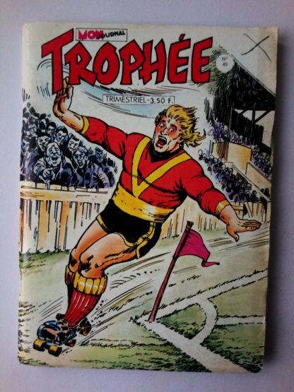 TROPHEE (Mon Journal) N° 40 ROMANO - La tache noire