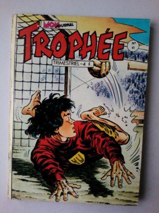 TROPHEE (Mon Journal) N° 41 ROMANO - Le faucon des Everglades