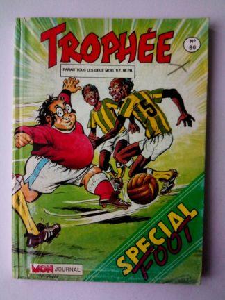 TROPHEE (Mon Journal) N° 80 MOUSIE l'éclair - Le roi des îles