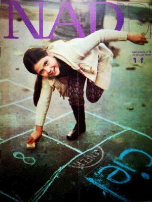 NADE N°8(22 février 1970) Les jumelles – Qui a volé la boîte à bonbons? (Janine Lay)