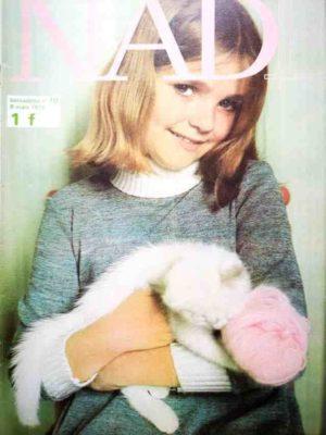 NADE N°10(1970) Les jumelles – Trois Petites Marionnettes (Janine Lay)