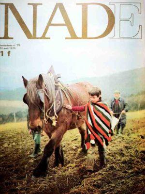 NADE N°15(1970) Les jumelles – Le Cygne (Janine Lay)