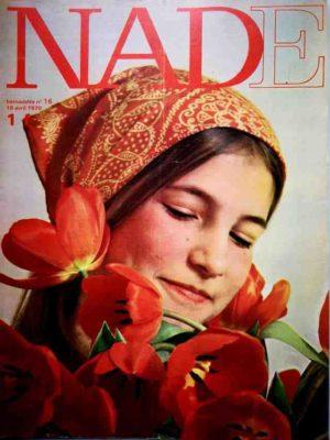 NADE N°16(1970) Les jumelles – Le Cygne (Janine Lay)