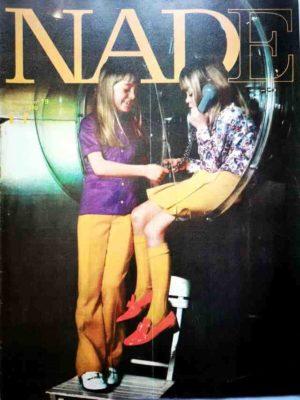 NADE N°19(1970) Les jumelles – Le Cygne (Janine Lay)