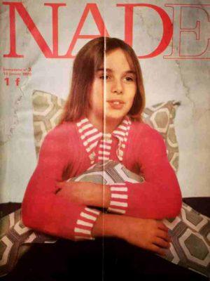 NADE N°3(1970) Les jumelles – Le porte-documents noir (Janine Lay)